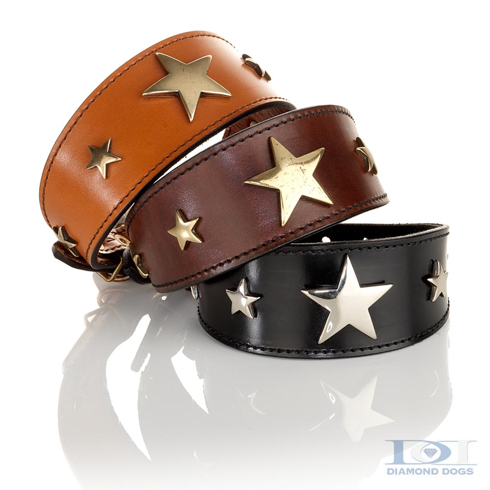 Tapered Large Star Collar
