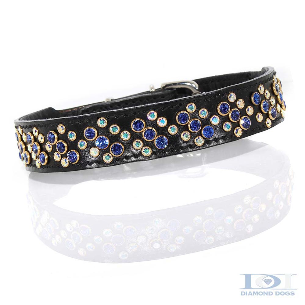 Diagonal Stripe Crystal - Made with SWAROVSKI® ELEMENTS