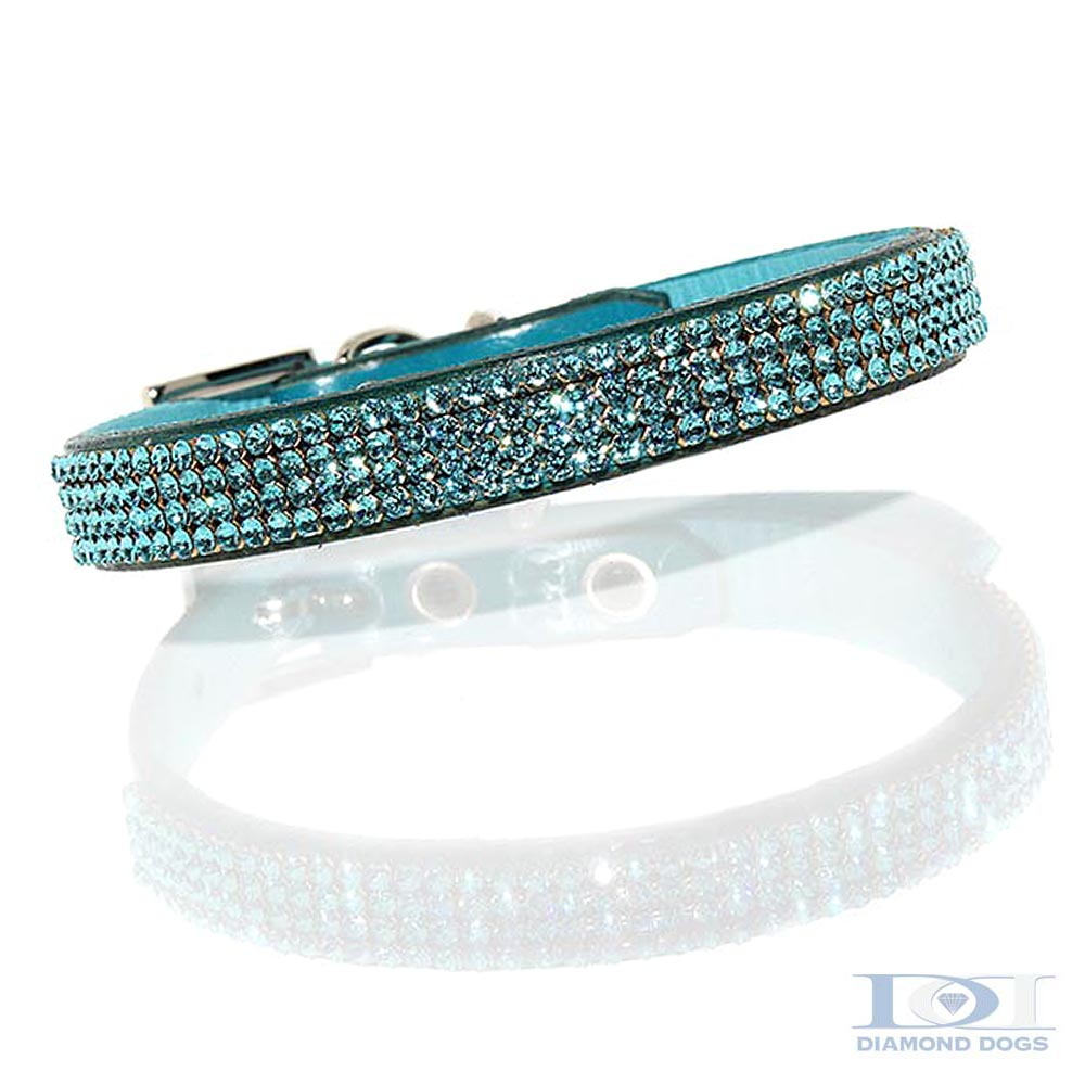 4 Row Tiny Crystal Collar - Made with SWAROVSKI® ELEMENTS