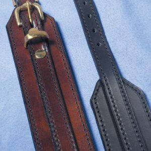 Brown & Black Hound Collars