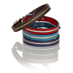 Inset Crystal Collar - Made with SWAROVSKI® ELEMENTS