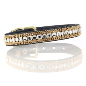 Fine Gold Chain & Crystal - Made with SWAROVSKI® ELEMENTS
