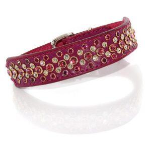 5 Row Tiffany Collar - Made with SWAROVSKI® ELEMENTS