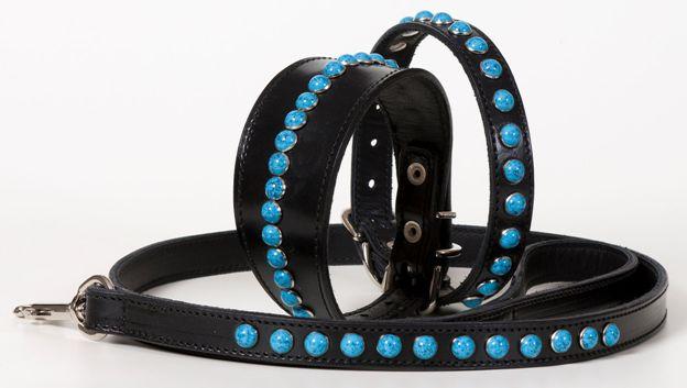 Turquoise Stone Collar